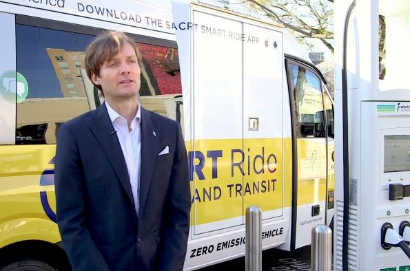 Giovanni Palazzo, Electrify America CEO: Soundbite