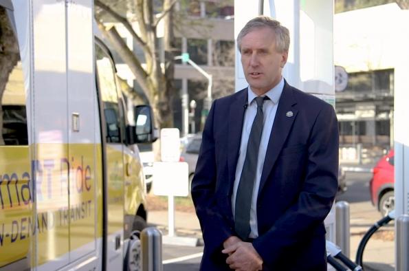 David Hochschild, CA Energy Commission Chair: Soundbite
