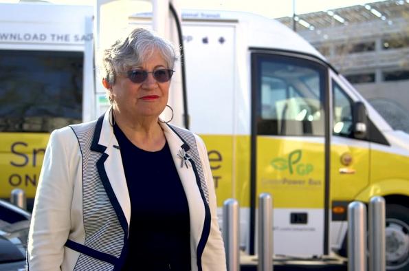 Mary Nichols, CA Air Resources Board Chair: Soundbite